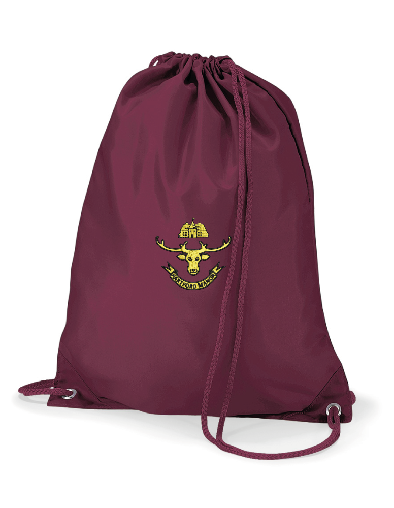 Hartford Manor Primary School PE Bag