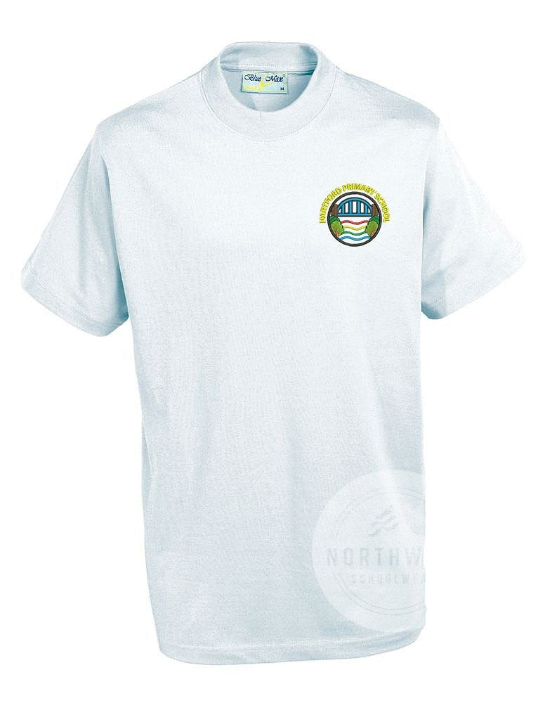 Hartford Primary School PE T-Shirt