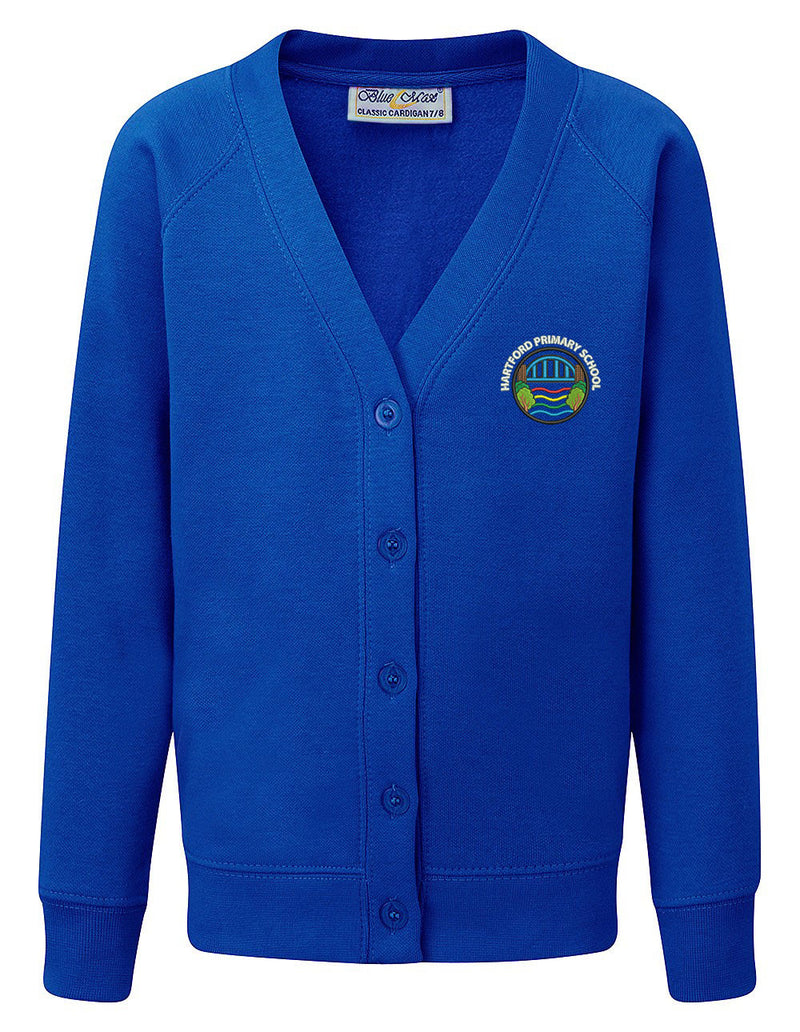 Hartford Primary School Cardigan