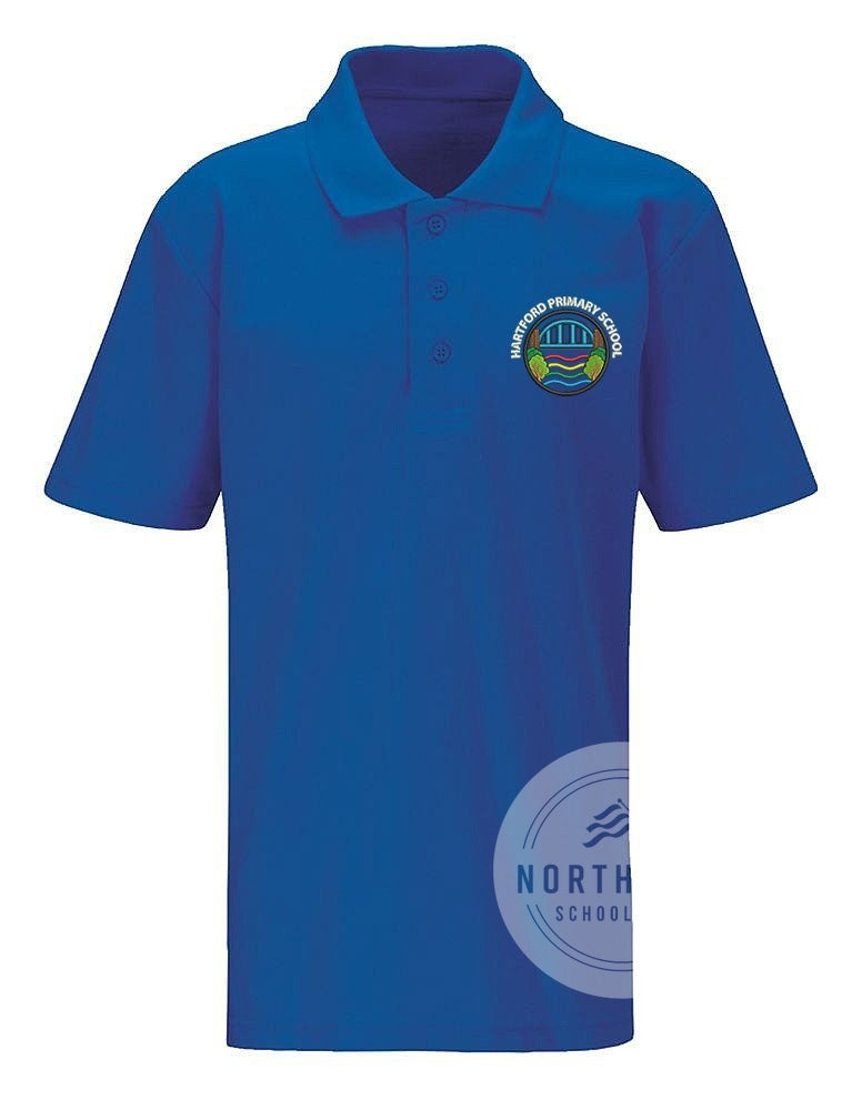 Hartford Primary School Polo Shirt