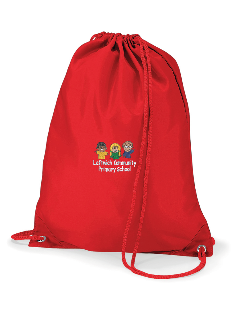 Leftwich Primary School PE Bag