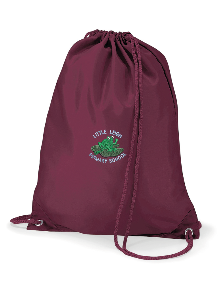 Little Leigh Primary School PE Bag