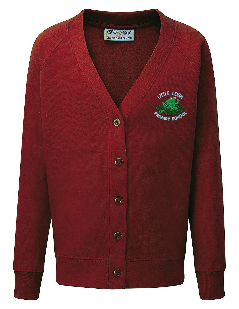 Little Leigh Primary School Cardigan