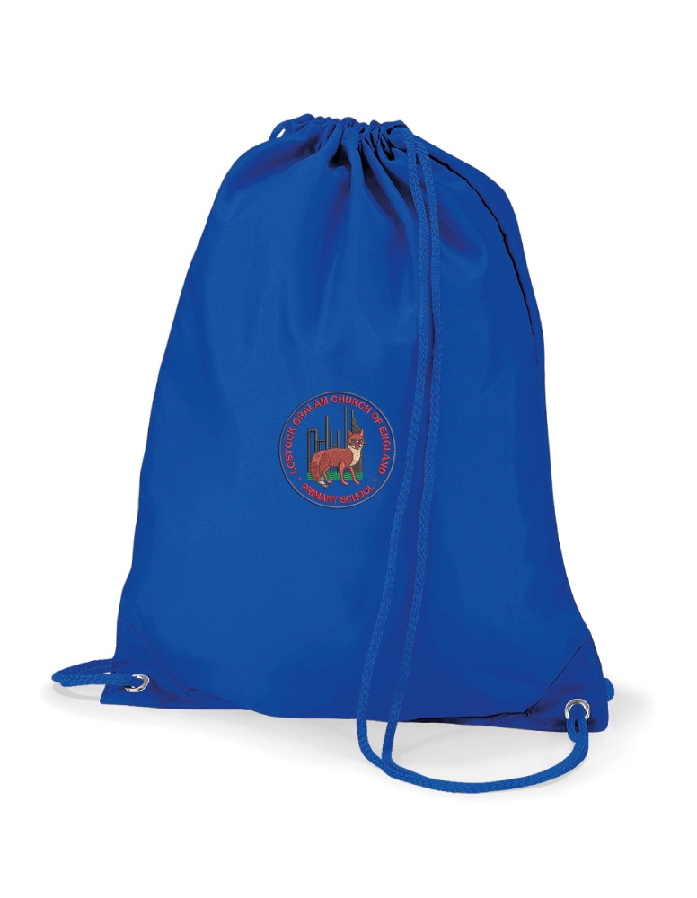 Lostock Primary School PE Bag