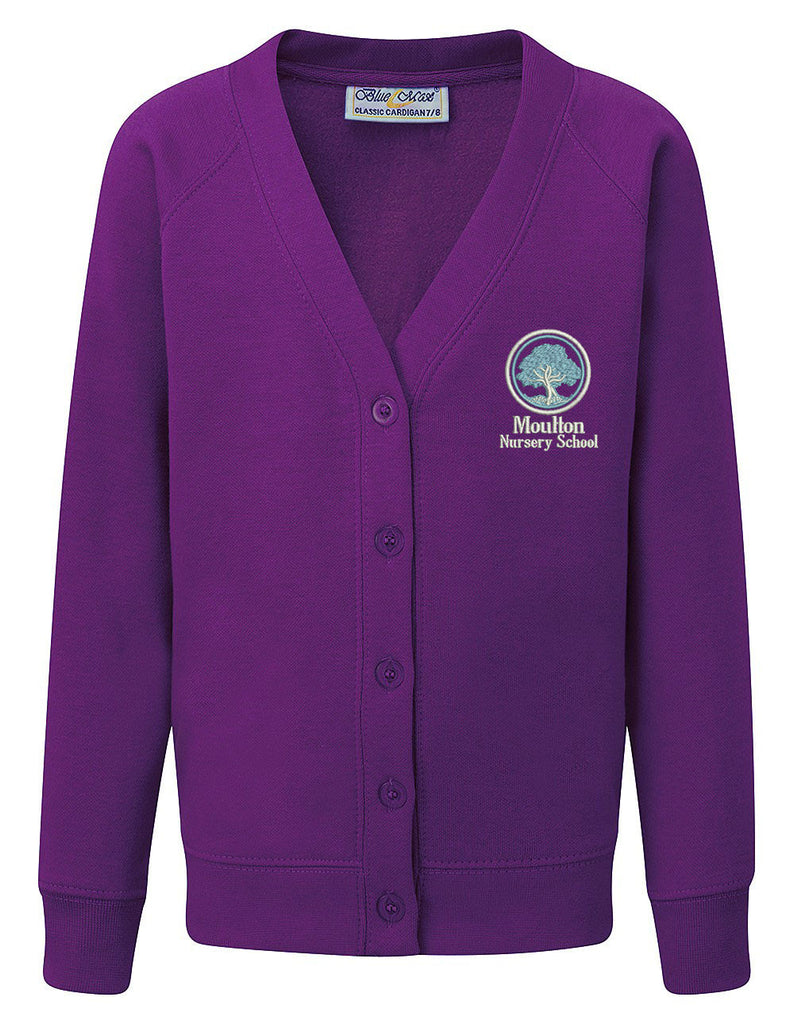 Moulton Nursery School Cardigan