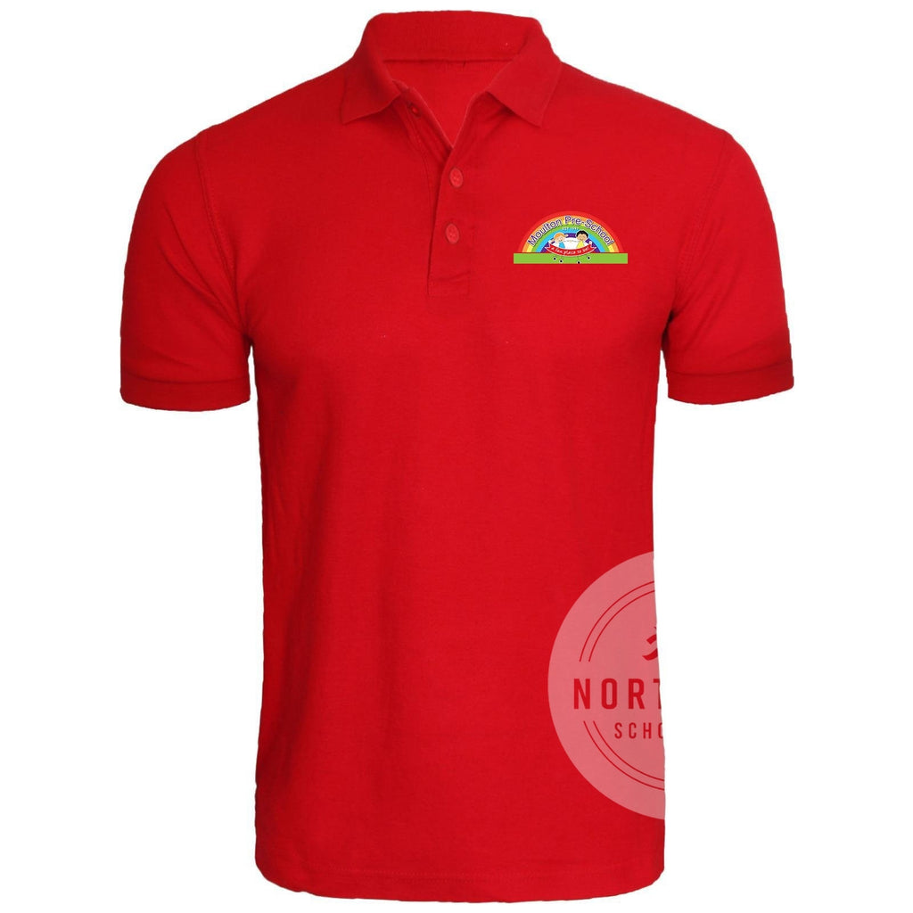 Moulton Pre School Polo Shirt