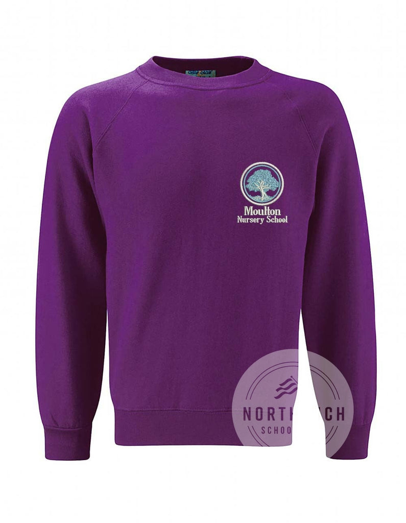 Moulton Nursery School Sweatshirt