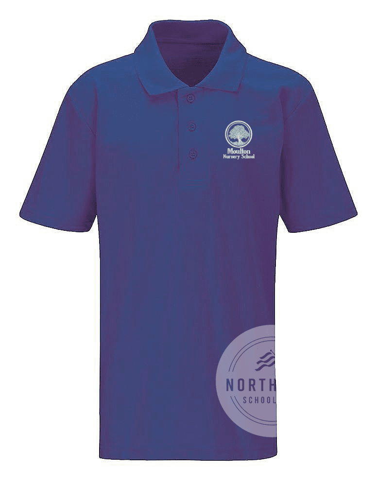 Moulton Nursery School Polo Shirt