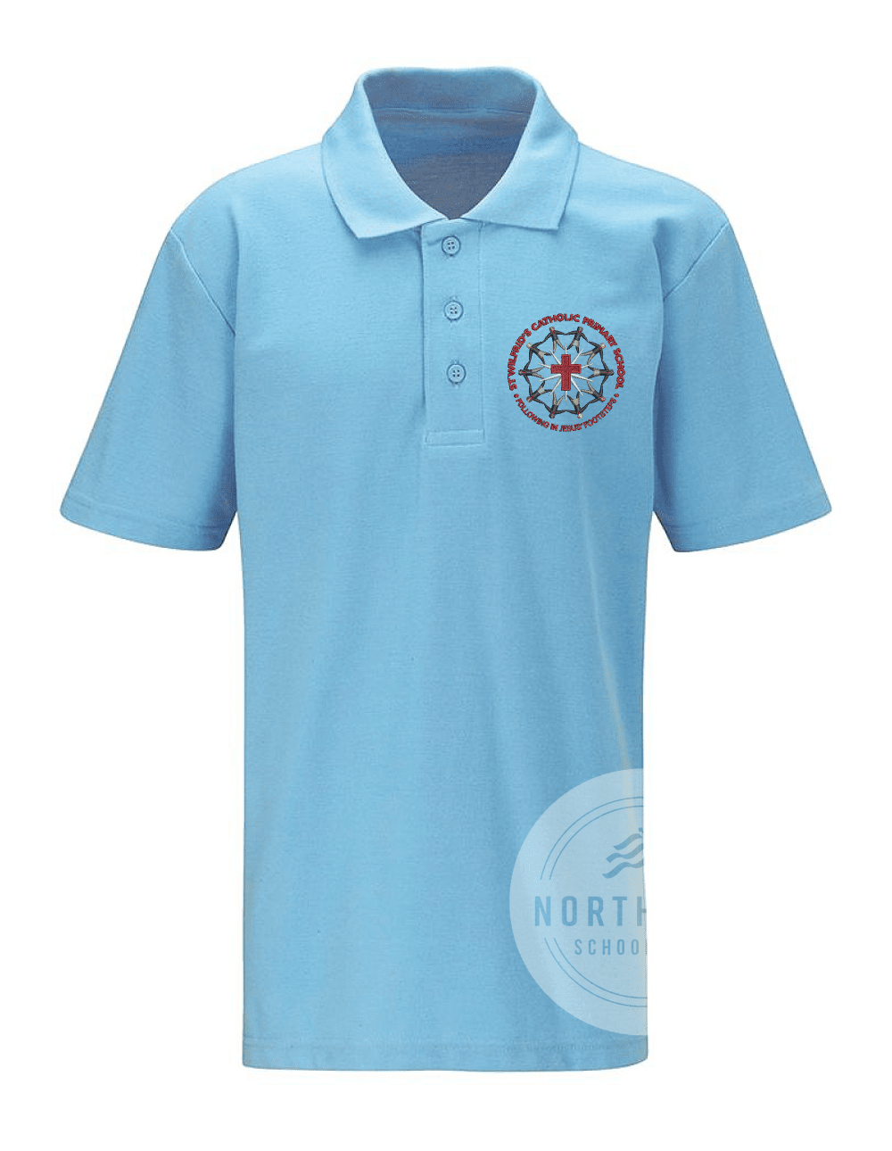 St Wilfrid's Primary School Polo Shirt