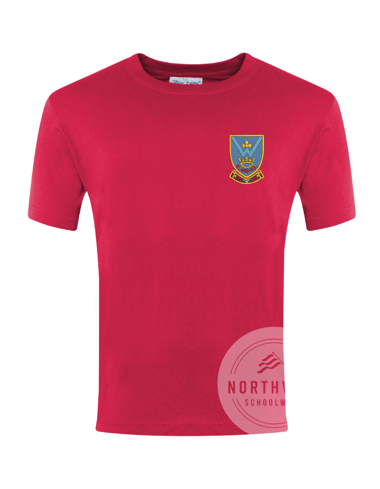 St Wilfrid's Primary School PE T Shirt