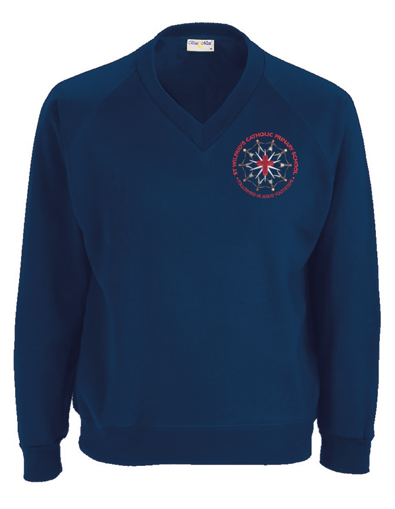 St Wilfrid's Primary School Sweatshirt