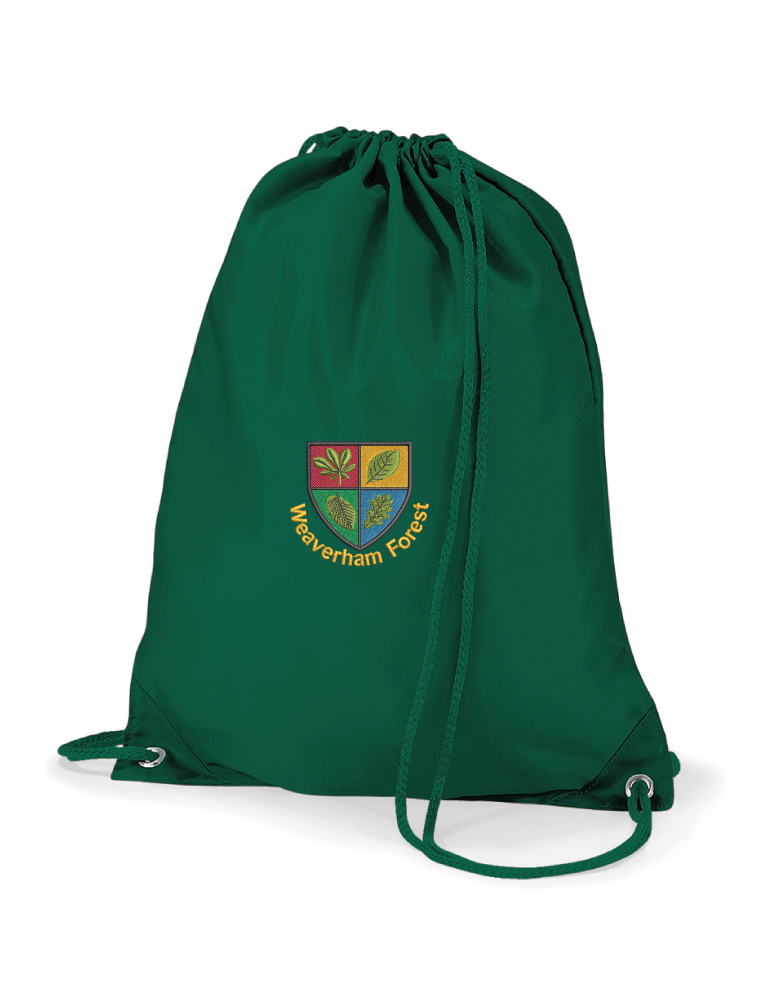 Weaverham Forest  Primary School PE Bag