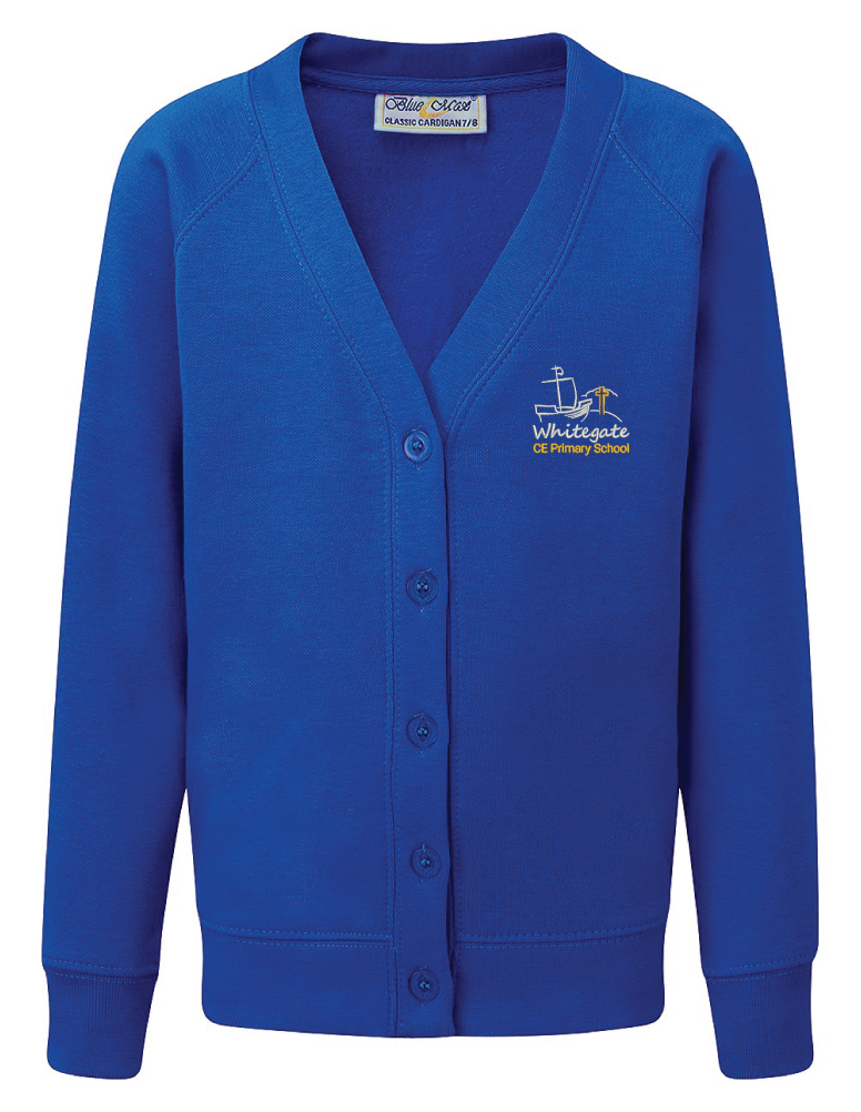 Whitegate Primary School Cardigan