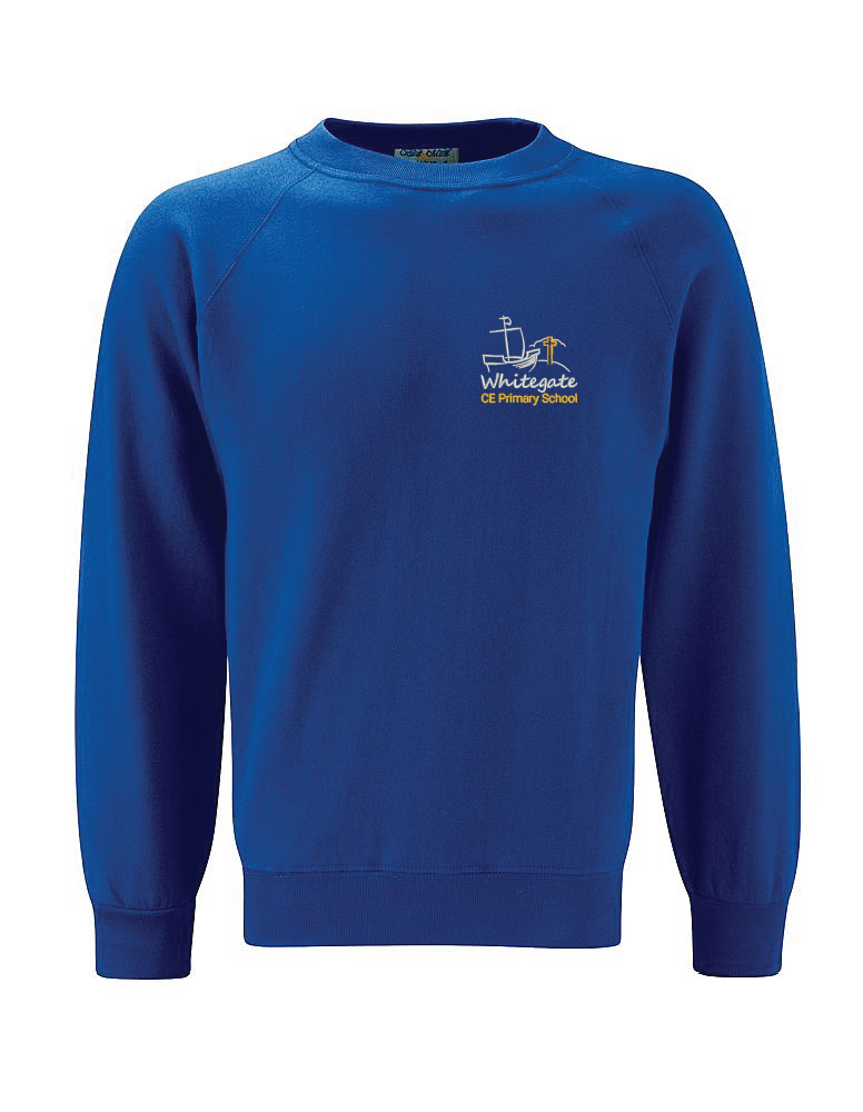 Whitegate Primary School Sweatshirt