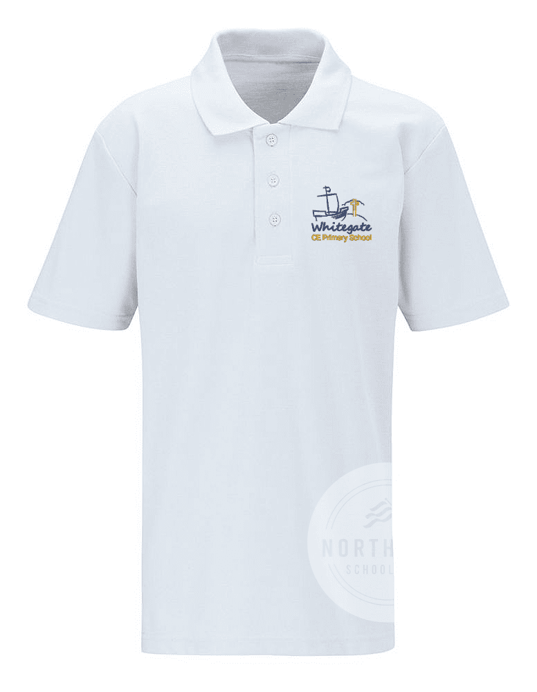 Whitegate Primary School Polo Shirt
