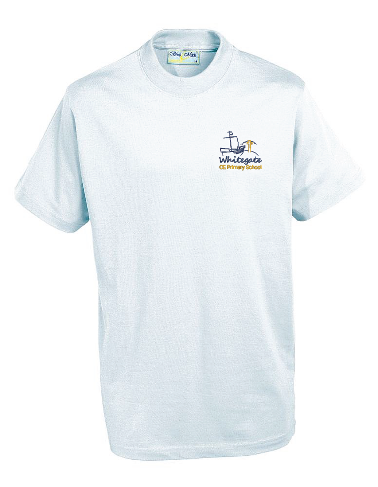 Whitegate Primary School PE T-shirt