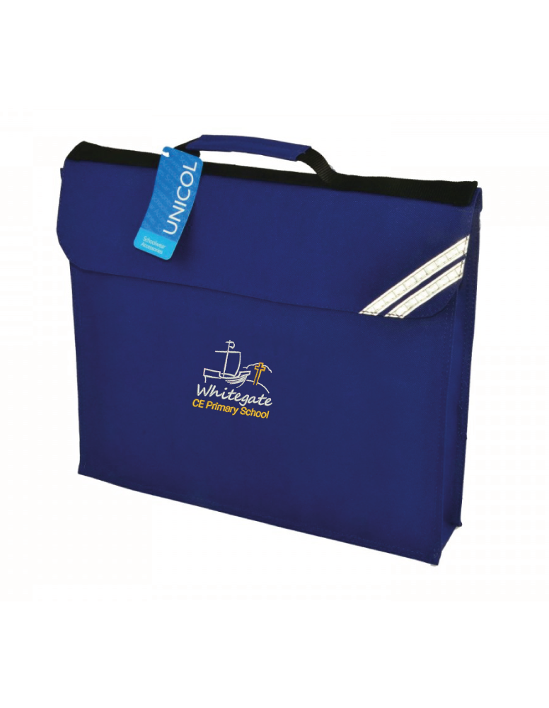 Whitegate Primary School Bookbag