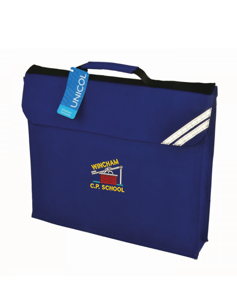 Wincham Community Primary School Bookbag