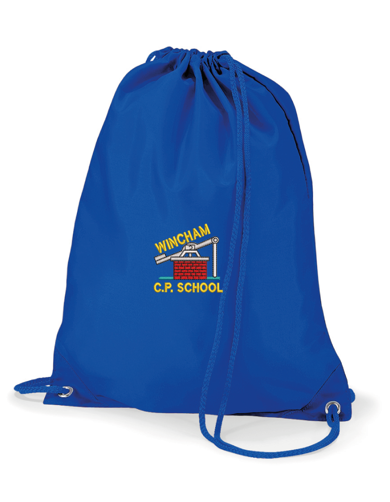 Wincham Community Primary School PE Bag