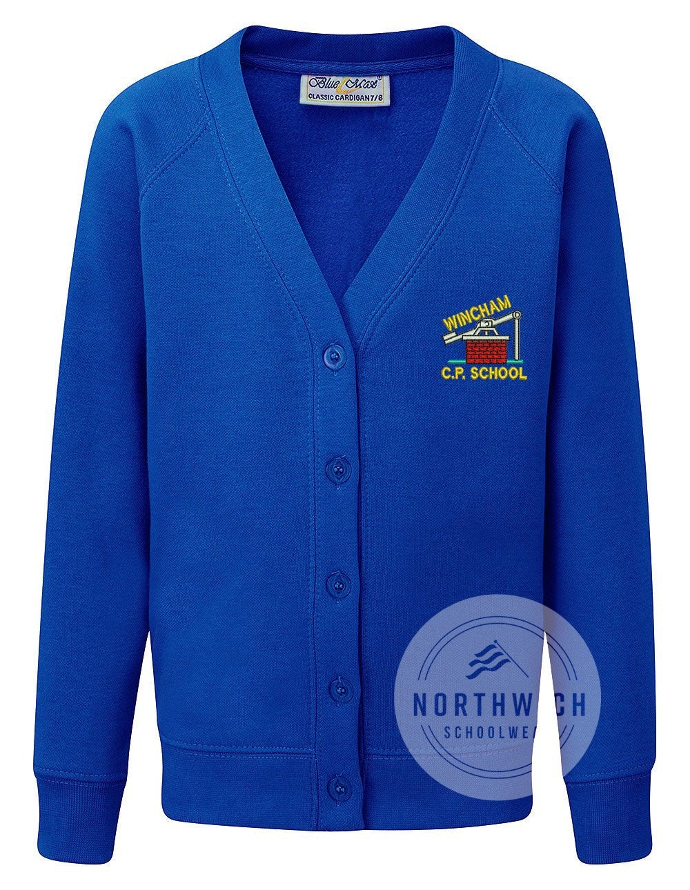 Wincham Community Primary School Cardigan