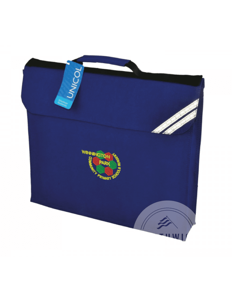 Winnington Park Primary School Bookbag