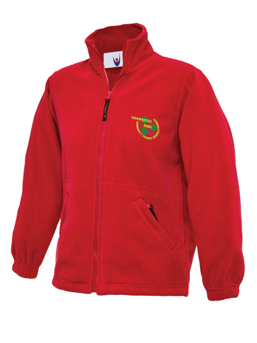 Winnington Park Primary School Fleece