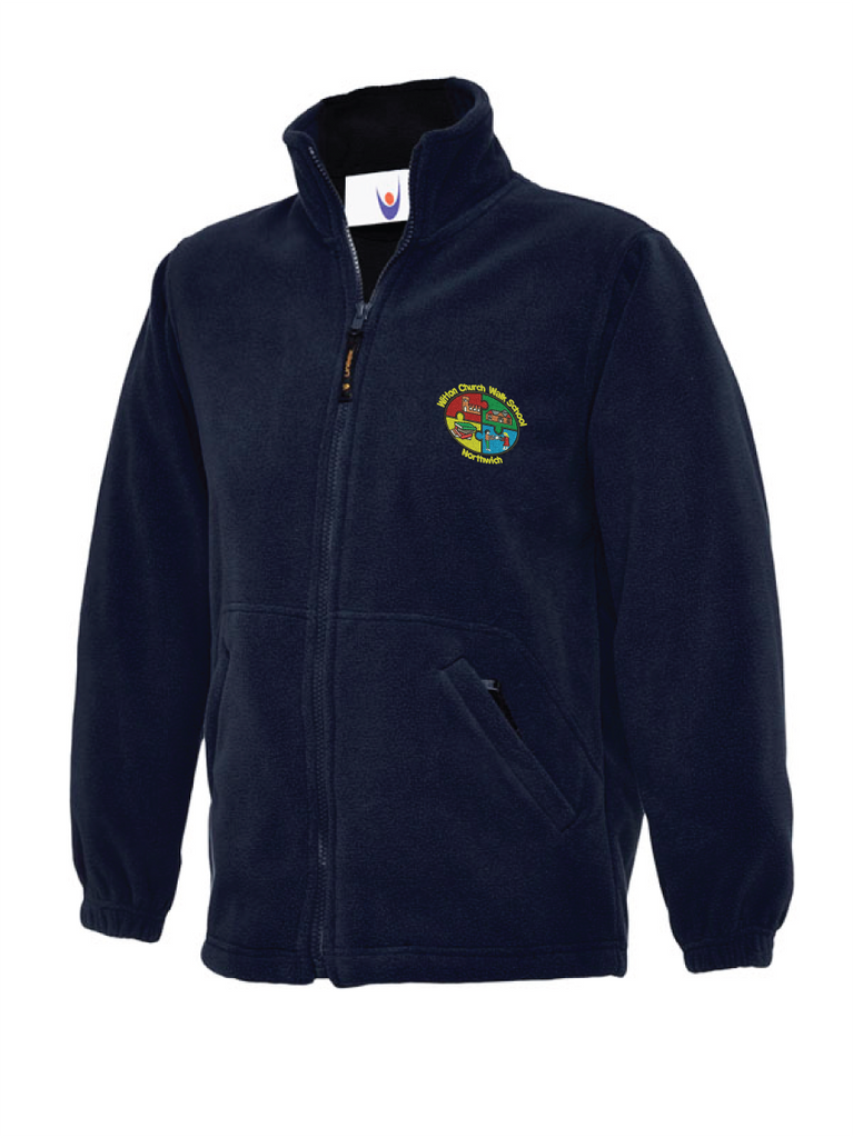 Witton Church Walk Primary School Fleece