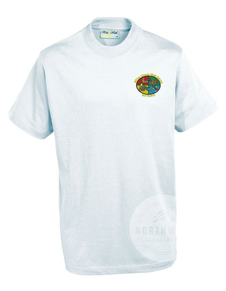 Witton Church Walk Primary School PE T Shirt