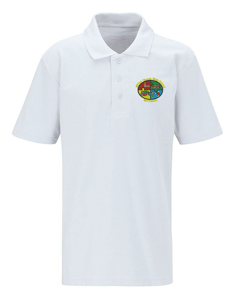 Witton Church Walk Primary School Polo Shirt