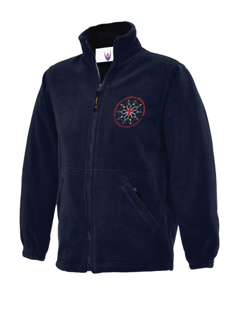 St Wilfrid's Primary School Fleece