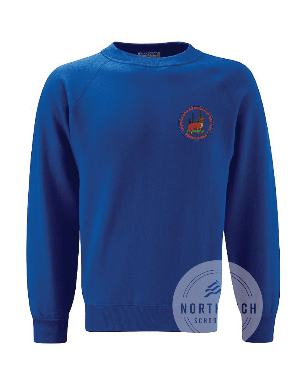 Lostock Primary School Sweatshirt