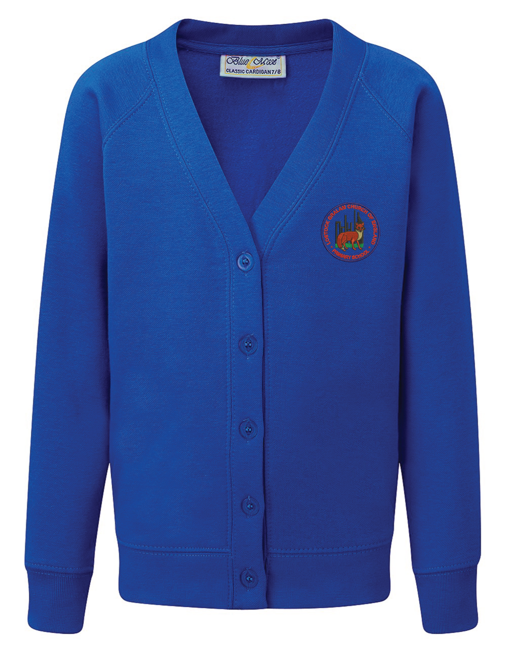 Lostock Primary School Cardigan