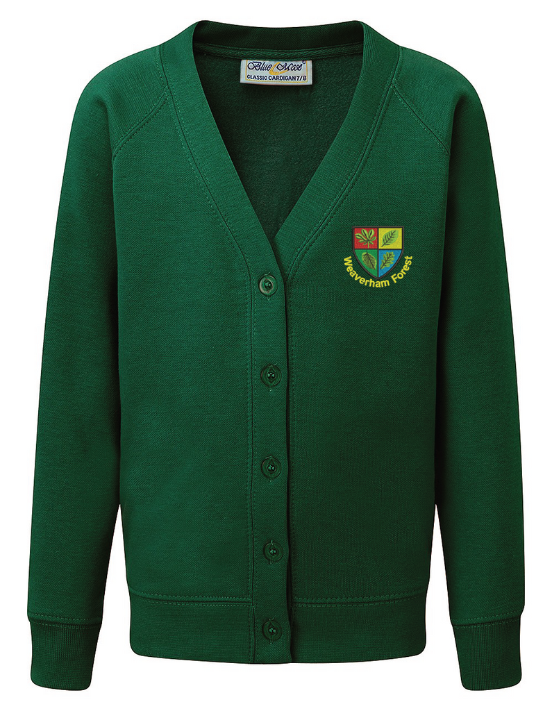 Weaverham Forest Primary School Cardigan