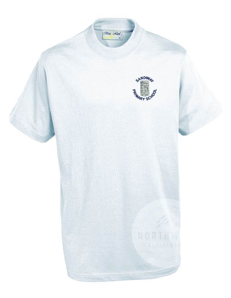 Sandiway Primary School PE T Shirt