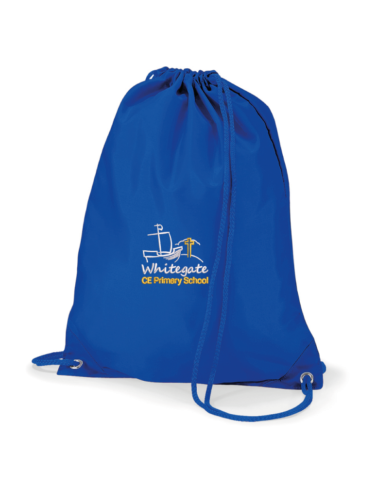 Whitegate Primary School PE Bag