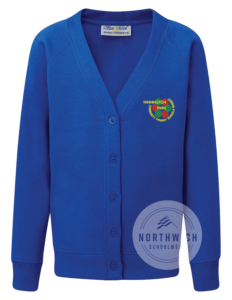 Winnington Park Primary School Cardigan