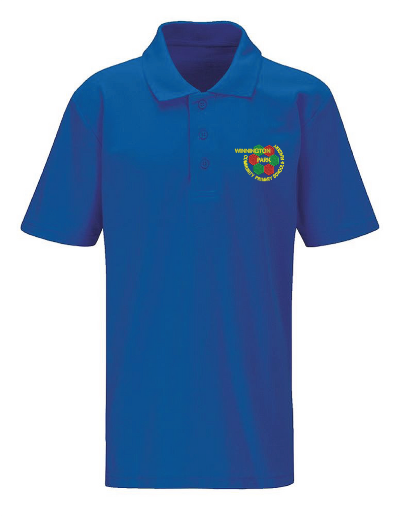 Winnington Park Primary School Polo Shirt