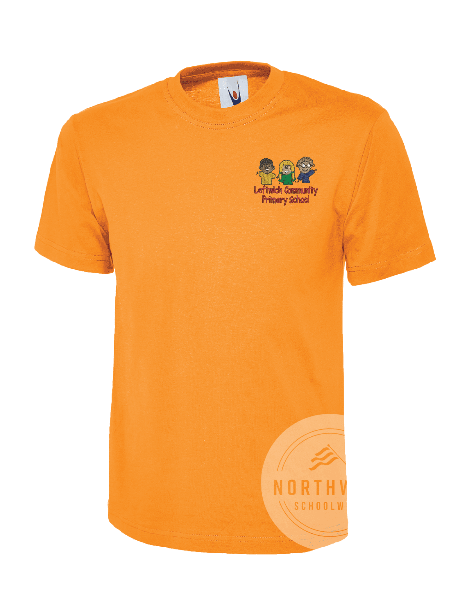 Leftwich Primary School PE T-Shirt