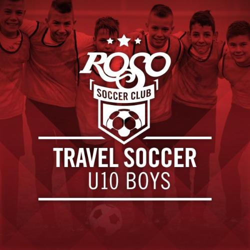 2018 Spring U10 Boys Travel
