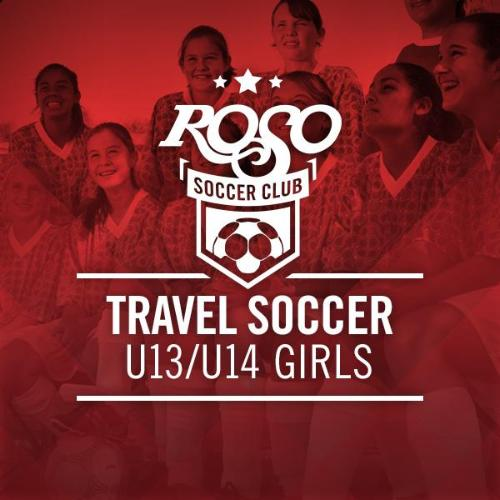 2018 Spring U13/U14 Girls Travel