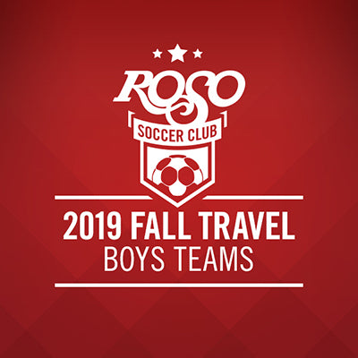 2019 Fall Travel Boys Registration