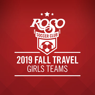 2019 Fall Travel Girls Registration