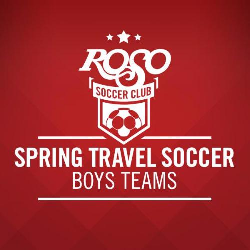Spring Travel Soccer – Boys Registration