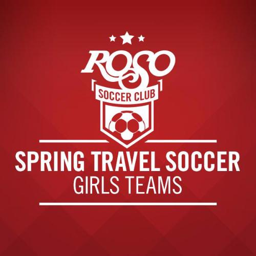 Spring Travel Soccer – Girls Registration