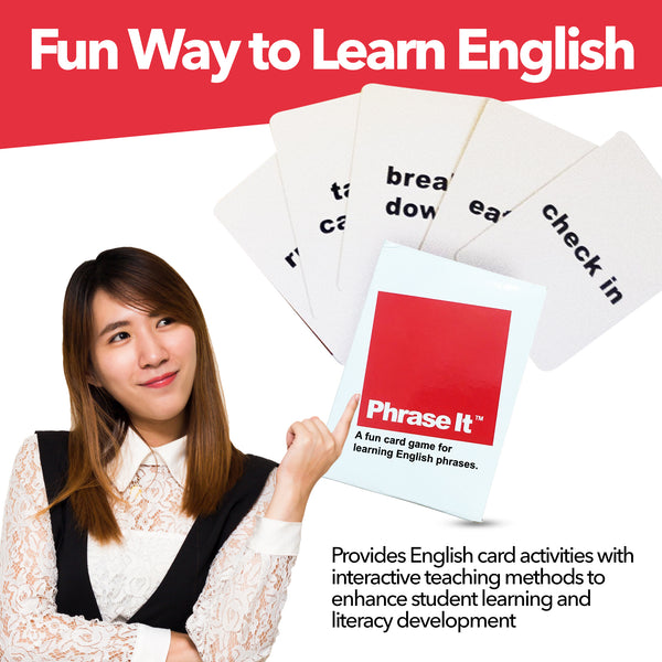 ESL card games and phrasal verbs ESL activity