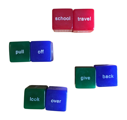 Phrase It English Grammar Dice Game