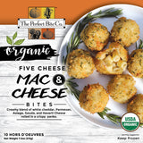 Five Cheese Mac & Cheese Bites
