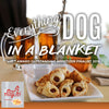 Gourmet Party Frozen Appetizer Everything Dog in a Blanket - The Perfect Bite Co