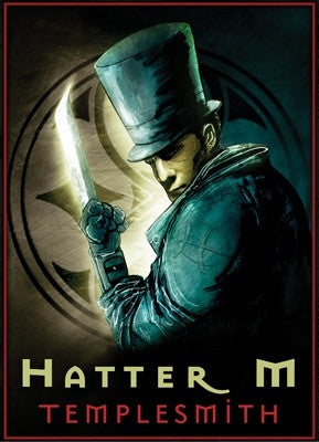 Hatter M: 10th Anniversary Playing cards