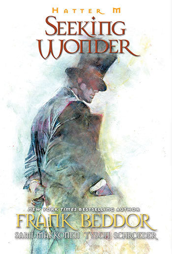 Hatter M: Seeking Wonder Paperback